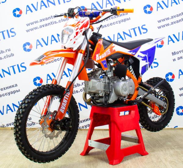 Купить Питбайк Avantis 190 Lux 17/14