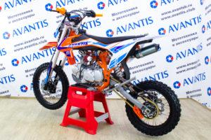 Питбайк Avantis 125 Classic 17/14