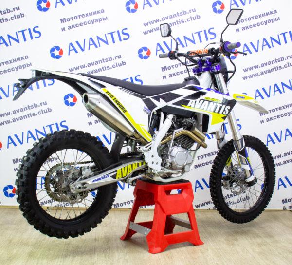 Купить Мотоцикл Avantis Enduro 250
