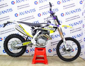 Купить Мотоцикл Avantis Enduro 250 FA с ПТС