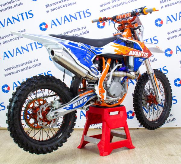 Мотоцикл Avantis Enduro 300 Pro/EFI с ПТС