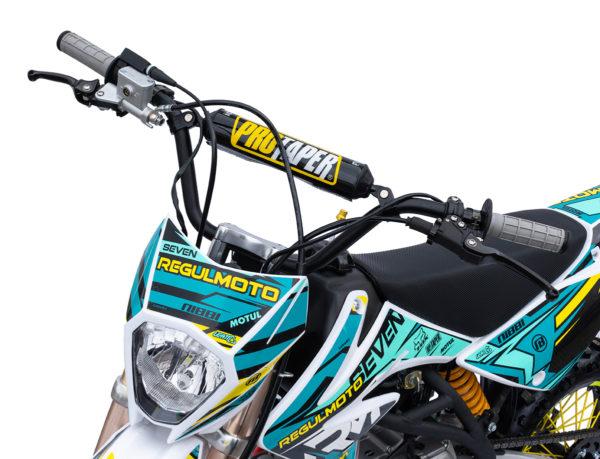 Купить Питбайк Regulmoto SEVEN 125E 2020