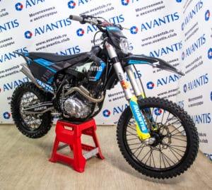 Купить Мотоцикл МОТОЦИКЛ AVANTIS ENDURO 250 FA Черный