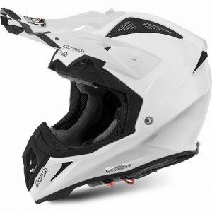 Шлем для эндуро и кросса Airoh Aviator 2.2 Color White Gloss