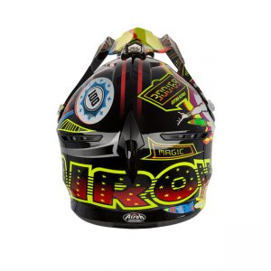 Шлем для эндуро и кросса Airoh Switch flipper gloss
