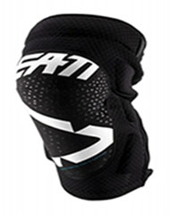 Купить Наколенники Leatt 3DF 5.0 Zip Knee Guard White/Black