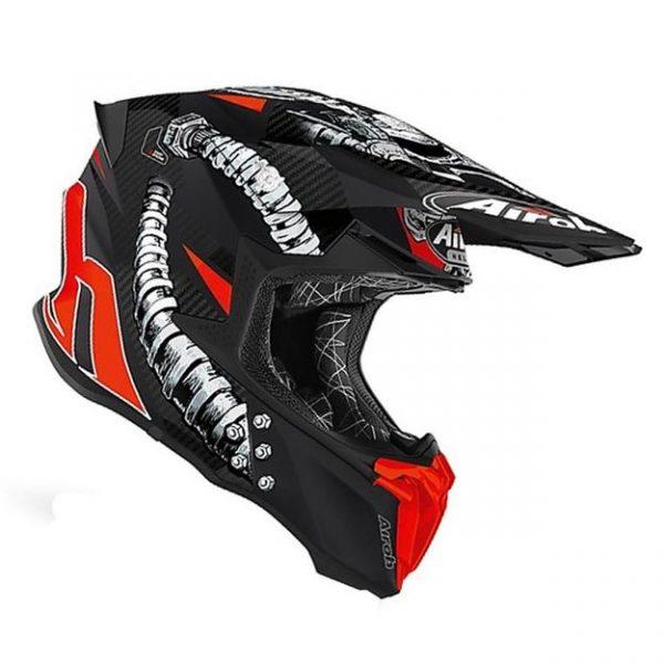 Шлем для эндуро и кросса Airoh Twist 2.0 Bolt Matt.