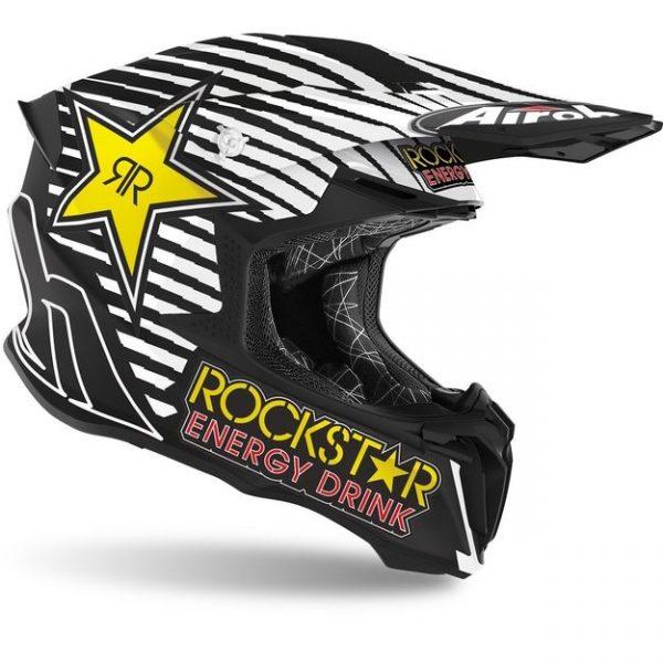 Шлем для эндуро и кросса Airoh Twist 2.0 Black