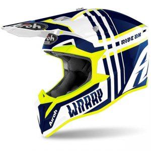 Купить Кроссовый шлем Airoh Wraap