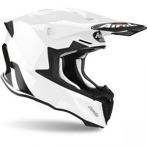 Шлем для эндуро и кросса Airoh Twist 2.0 Color White Gloss.