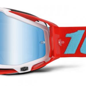 Купить 100% Racecraft Kepler Mirror Blue Lens мотоочки