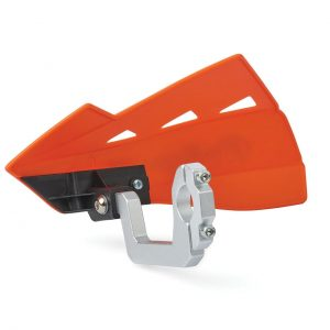 Купить Защита рук Qwest оранжевая IPD14 с унив. алюм. креплением POLISPORT