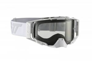Купить Очки Leatt Velocity 6.5 White/Grey Light Grey