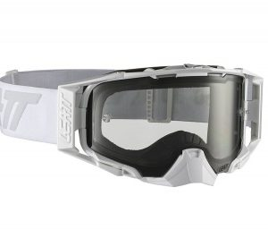Купить Очки Leatt Velocity 6.5 White/Grey Light Grey