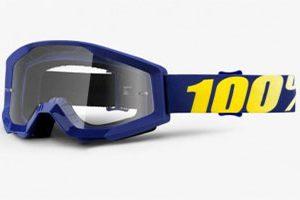 Купить Очки 100% Strata Arkon / Clear Lens синий