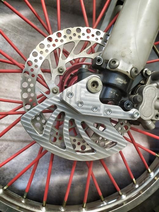 Купить KAYO T6 Защита переднего тормозного диска