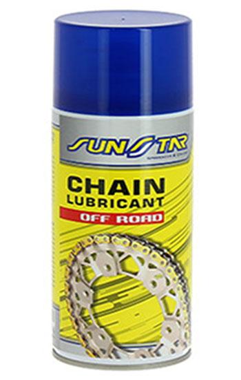 Купить смазка цепи Sunstar off road 0,4 л.
