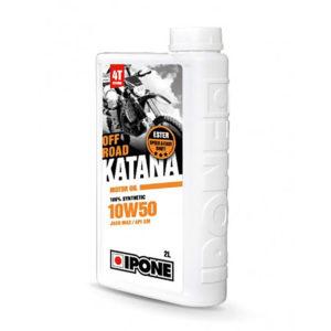 Купить Моторное масло IPONE Katana Off Road 10W50 2 л.