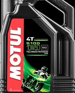 Купить Моторное масло 5100 4T 10W50