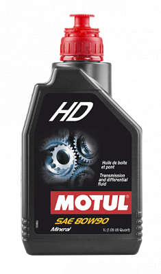 Купить Трансмиссионное масло Motul HD 80W90 1 л