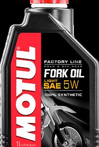 Купить Вилочное масло Motul FORK OIL 5W 1 л