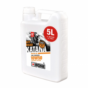 Купить Motornoye maslo Ipone Katana Off Road 10W50 5L
