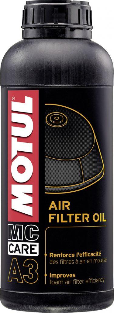 Купить Масло для пропитки воздушного фильтра Motul A3 AIR FILTER OIL, 1 л
