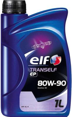 Купить Трансмиссионное масло Elf Tranself EP 80W90 1 л