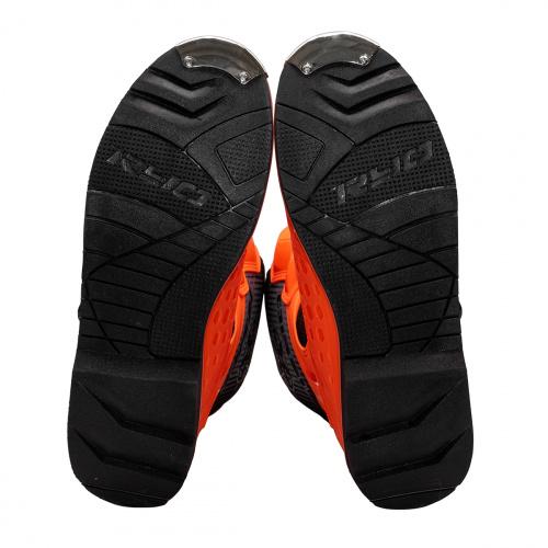 Купить Мотоботы RYO Racing MX3, оранжевые