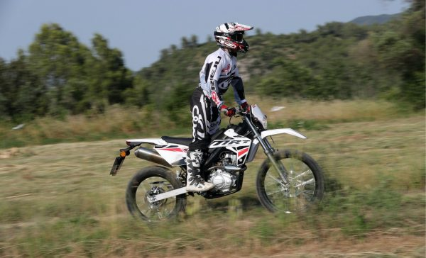 Купить Мотоцикл Rieju MRT 125 AC