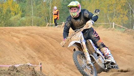 первый этап чемпионата Беларуси по мотокроссу в Лиде