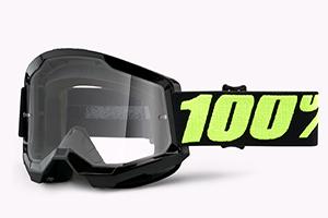 Купить Очки 100% Strata 2 Upsol/ Clear Lens