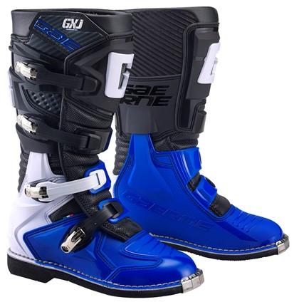 Купить Мотоботы Gaerne GXJ черно-синие