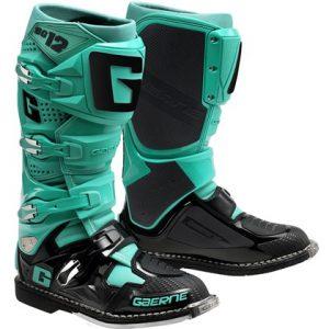 Купить Кроссовые мотоботы Gaerne SG 12 бирюзово-черные