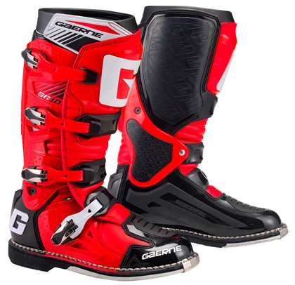 Купить Кроссовые мотоботы Gaerne SG 10 красно-черные