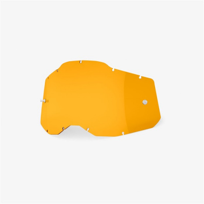 Купить Линзу 100% RC2/AC2/ST2 Replacement Lens Persimmon