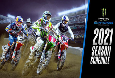 AMA Suppercross сезона 2021