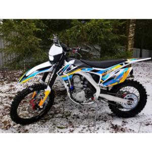 Купить Мотоцикл ZUUM DX450