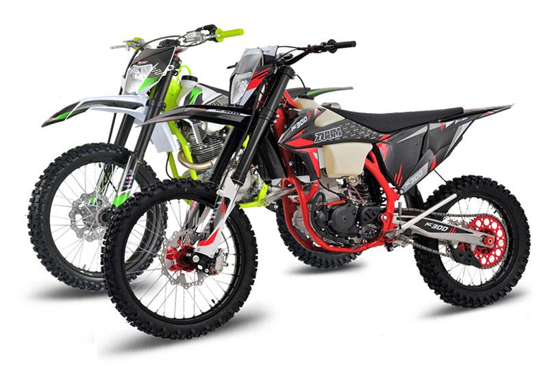 Мотоциклы ZUUM