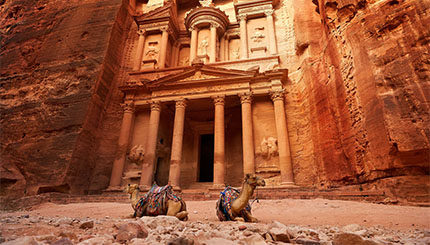 FIM по бахам в Иордании