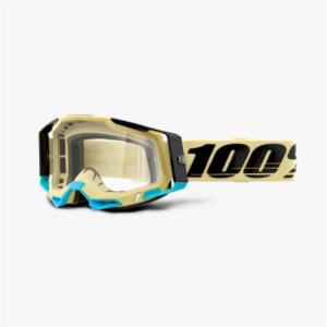 Купить Очки 100% Racecraft 2 Goggle Airblast / Mirror Silver Lens