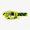 Купить Очки 100% Accuri 2 Forecast Goggle Fluo Yellow / Clear Lens