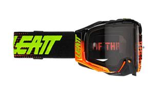 Купить Очки Leatt Velocity 6.5 Neon Orange Light Grey 58%