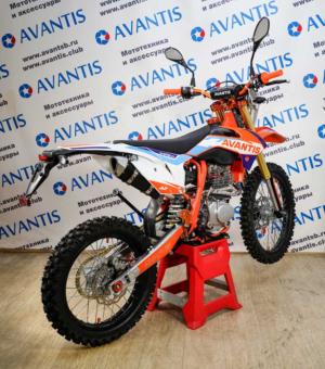 Купить Мотоцикл Avantis A2 Basic (172FMM) ПТС