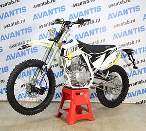 Мотоцикл Avantis FX 250 Lux (172FMM) с ПТС