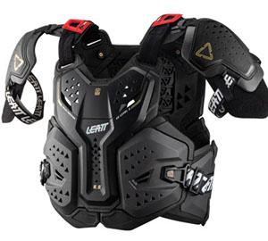 Купить Защита тела панцирь Leatt Chest Protector 6.5 Pro, Black