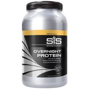 Купить Напиток протеиновый в порошке, ночной SiS Overnight Protein Powder 1.1kg, ваниль
