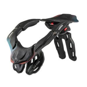 Защита шеи Leatt 6.5 Neck Brace, Carbon/Hologram