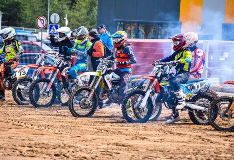 3 этап Открытого чемпионата и первенства Республики Беларусь по мотоциклетному спорту 2021г.