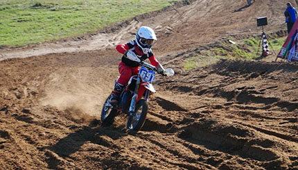 4-й этап чемпионата Беларуси по мотокроссу